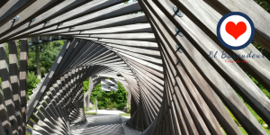Découvrez les parcours ludiques du jardin Mallet-Stevens à Croix