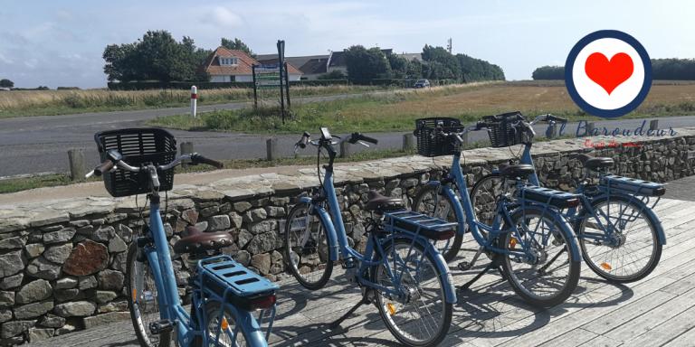 Parcourez la côte d'Opale en vélo électrique