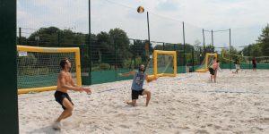 Profitez de terrains de beach volley gratuits
